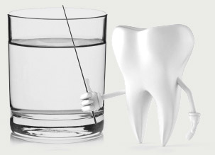 potential hazards and benefits of drinking fluoridated water